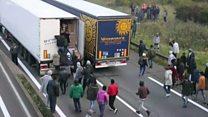 Could guards abandon Calais border?