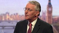 Hilary Benn: Corbyn not a leader