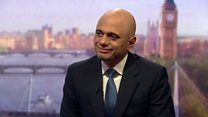 Javid denies campaign 'dishonesty'