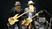 ZZ Top on Glastonbury and beard etiquette