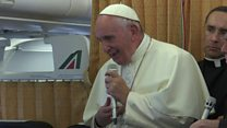 Pope voices hopes for EU's 'recreation'