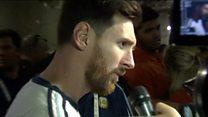 """Messi: """"La selección para mí ya se terminó"""""""