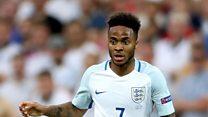Sterling set to start against Iceland