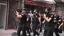 Turkey Gay Pride clashes