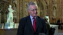 Hilary Benn: 'It's over' for Corbyn
