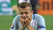 England stunned at Euro 2016 by Iceland