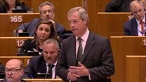 Farage: 'You're not laughing now'
