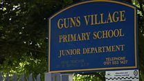 Guns Village School: New name shot down