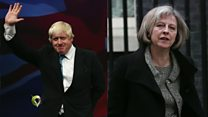 Tory leadership: Who are the front-runners?