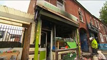 Police investigate attack on halal butchers