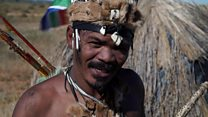 Keeping up with the Khoisans