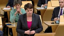 Opposition leaders on FM's Brexit response