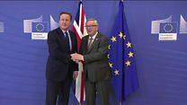 Уходя - уходи: Европа обещает Лондону трудные времена