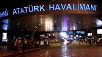 Turquía: el rescate de los heridos tras las explosiones en el aeropuerto de Estambul