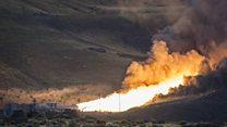 Nasa testa propulsor que pode levar homem a Marte