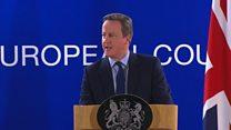 Европа решает свое будущее - без Британии