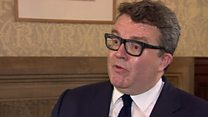 'Labour Party is in peril' - Tom Watson