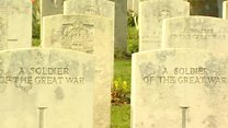 WWI soldier 'too young to fight'