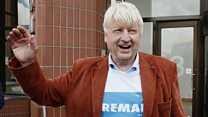 Boris Johnson's father: Et tu, Brute?