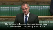 Peter Kyle rail question