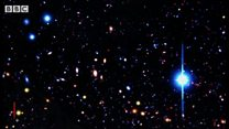 Astronomer images show 250,000 galaxies