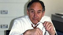 Who was Alvin Toffler?