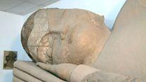 Будда в нирване – уникальной находке 50 лет