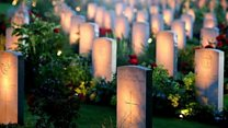 Moving memories of bloodiest battle
