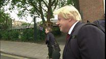 Boris Johnson quizzed over Gove 'betrayal'
