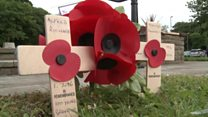 Somme centenary: Thousands pay tribute