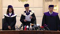 Суд Австрии отменил результаты президентских выборов