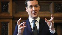 Why has Osborne abandoned key target?