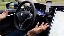 Первая трагедия из-за системы автопилота Tesla