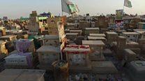 Where Iraq buries its dead
