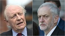 Neil Kinnock: 'Corbyn should resign'