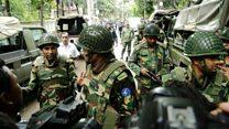 Hostages killed in Bangladesh cafe
