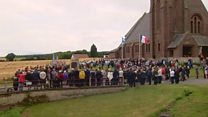 Commemorations mark Somme centenary