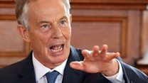 Blair: 'Let's keep our options open'