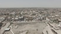 Inside the city recaptured from IS
