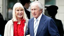Jackie Stewart: Wife's dementia is my 'biggest challenge'