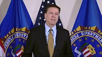 FBI: Clinton 'careless' with emails