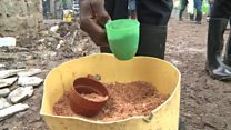 Kenya's money-making sawdust toilets