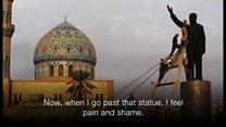 「フセイン時代に戻りたい」米英侵攻を支持したイラク市民