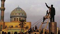 'Eu me arrependi de derrubar a estátua de Saddam Hussein em Bagdá'
