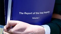 What does the Chilcot Report say?