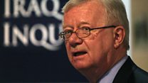 Chilcot in 60 seconds: The Iraq inquiry's main findings