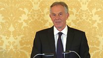 Blair: 'I thought it was right'