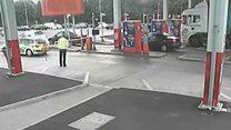 Blue light fake ambulance driver fined