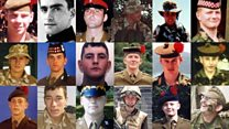 Scottish military deaths in Iraq