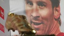 Lionel Messi given jail term